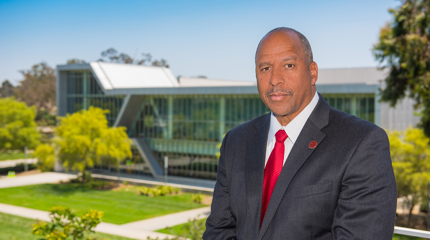 Join Virtual Town Hall with President Parham